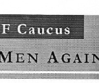 The ABCF Caucus of Men Against Sexism – Vol. 2, Iss 1 (October 2000)